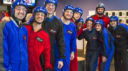 Recent Flyer Reviews - iFLY Indoor Skydiving Australia