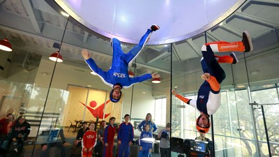 What to expect? - iFLY Indoor Skydiving Australia