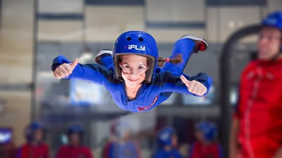 Who can fly - iFLY Indoor Skydiving Australia
